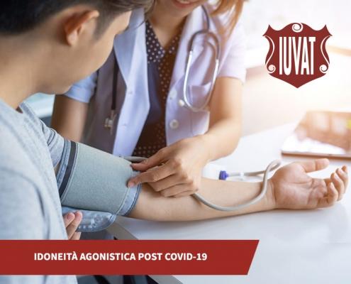 COVID-19 Idoneità alla pratica agonistica